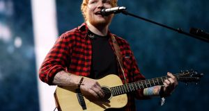 Tweets from Sheeran are now limited to tour date posts and automatic updates via Instagram. File photo: Yui Mok/PA Wire