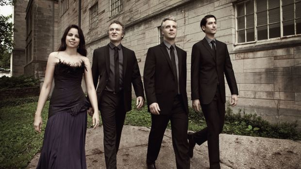 Among the highlights of the West Cork festival's opening weekend were the beautifully-gauged reserve of the Pacifica Quartet playing Shostakovich