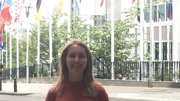 Ciara McGovern, Brussels: 'People were genuinely gutted that Britain would want to vote to leave a project we all felt so invested in, both personally and professionally.'