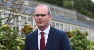 Minister for Foreign Affairs Simon Coveney questioned the judgment of an experienced Air Corps pilot who refused to fly him to Cork because of predicted fog. Photograph: Colm Lenaghan/Pacemaker