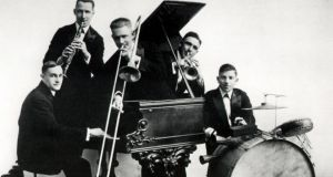 The Original Dixieland Jazz Band: despite their worldwide acclaim from 1917 until 1925 they have largely been ignored or derided in jazz history