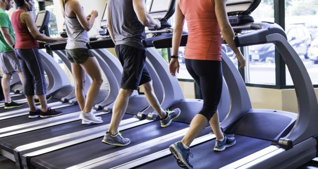 Time to run from the 'deadmill' gym treadmill