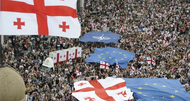 EU finally waking up to 'hybrid' threat from resurgent Russia