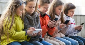 "Dr Shannon said restricting internet usage for children should ""be approached with caution. Photograph: iStock"