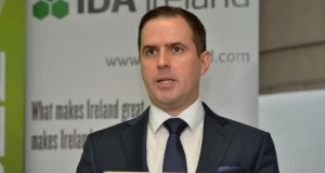IDA Ireland chief executive Martin Shanahan said geopolitical instability was the main threat clients saw affecting their business in Ireland over the next two to three years.