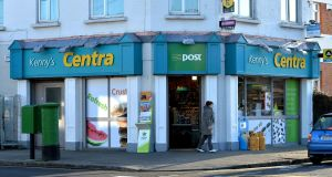 For Musgrave (which owns Centra), profits are up and the market is growing. Photograph: David Sleator