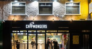 Musgrave will target an accelerated rollout of its chip shop brand Chipmonger. Photograph: Barry Cronin