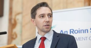 Minister for Health Simon Harris: he listed nine drugs in the Dáil  that were awaiting decision and noted that extra Government funding had been found for two others – Orkambi/Kalydeco and  Ibruntinib –  since the introduction last year of a new  agreement. Photograph: Gareth Chaney Collins
