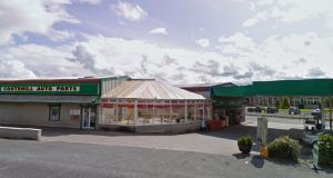 Londis service station in Cootehill, Co Cavan. Photograph: Google Street View
