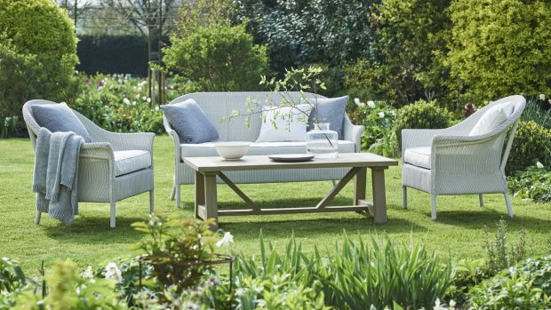 Neptune's Chatto sofa set and Tuscany coffee table, price €4,402/£3,420