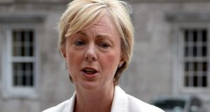 Minister for Employment and Social Protection Regina Doherty. Photograph: Cyril Byrne