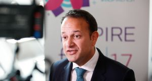 Taoiseach Leo Varadkar had to amend his plan to publish the names of all social welfare fraudsters in order to get the legislation passed. Photograph: Conor McCabe Photography