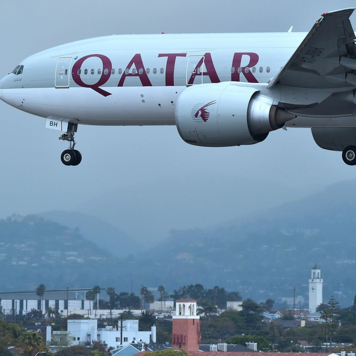 Qatar Airways refuses to take delivery of four Airbus jets