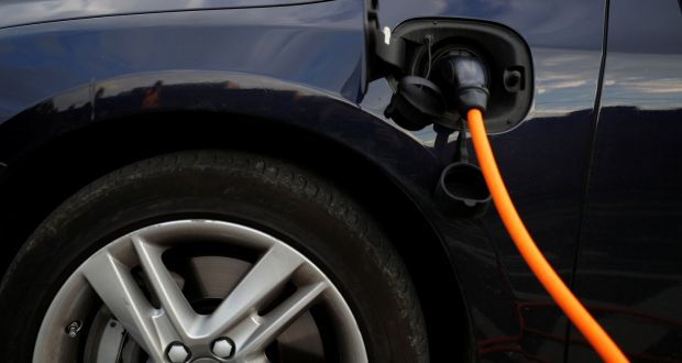 Ireland Leading A Weak Charge On Electric Vehicles