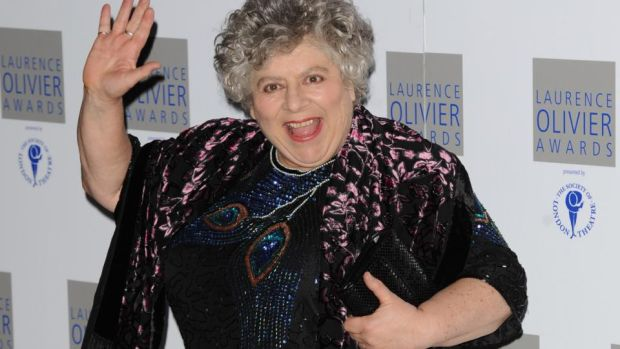 Miriam Margolyes: the next Doctor Who? Photograph: Ian Gavan/Getty Images