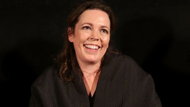 Olivia Colman: the next Doctor Who? Photograph: Jesse Grant/Getty Images for AMC
