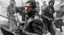 Kit Harington as Jon Snow in 'Game of Thrones'. Season seven begins on July 17th. Photograph:  Helen Sloan/HBO/AP