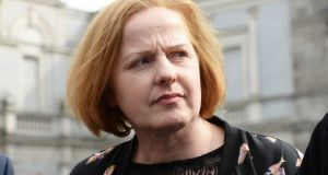 'Is it now Government policy to attack, in this very sinister way, anybody who criticises anyone in the Government on social media?' Ruth Coppinger said. Photograph: Cyril Byrne
