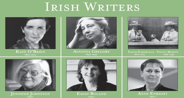 irish women writers