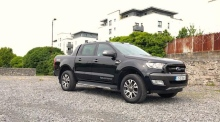 Our Test Drive: the Ford Ranger Wildtrak