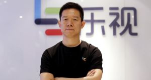 "Jia Yueting, co-founder and head of  LeEco:  ""We'll repay our debts to financial institutions, suppliers and everyone else."" Photograph: Reuters"