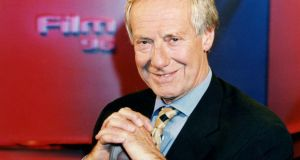 Barry Norman: Born August 21st, 1933; died June 30th, 2017