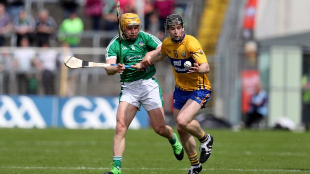 Tony Kelly will need to improve on the performance he put in against Limerick. Photo: Tommy Dickson/Inpho