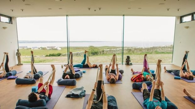 The Cliffs of Moher Retreat is a purpose designed, luxury retreat venue that offers weekend and week-long yoga retreats