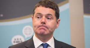 Minister for Finance Paschal Donohoe:  told Dáil changes introduced in 2015 designed to bring the scheme into line with EU rules on state aid created difficulty in administering it. Photograph: Gareth Chaney Collins