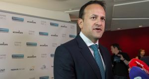 Taoiseach Leo Varadkar. The answer to price-gouging is to give extra resources to the Competition and Consumer Protection Commission. Photograph: Brenda Fitzsimons
