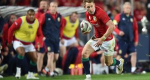 Liam Williams: Crucial handling errors would have ruined his tour if the series had been lost but this Welsh engine's constant desire to carry over the gainline allows him to leave New Zealand with an enhanced reputation. Rating: 5/10