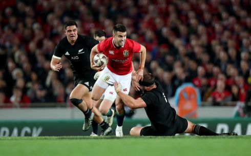 Conor Murray - A kicking masterclass, again. The Lions were under so much pressure that he was forced to find touch from his own 22 time and again. Overshadowed by Aaron Smith, who had better ball to work with. Rating: 8/10