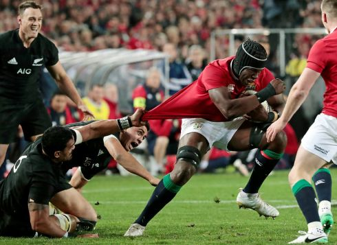 Maro Itoje - A phenomenal talent with immortality beckoning, probably the next England and even Lions captain but on this day Whitelock and Retallick ensured he was the third best lock on show. Rating: 7/10