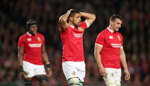 Taulupe Faletau - Herculean performer who immediately covered the pre-tour loss of Billy Vunipola with the top tackle count (nine) and two massive turnovers but a mark is lost for the penalty he surrendered before half-time. Rating: 8/10