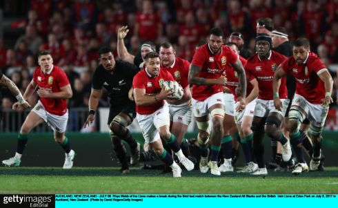 Bench - Props arrived to fix the scrum and CJ Stander carried in a manner that the Lions were screaming out for. Rhys Webb put some pace on the ball late on. Rating: 6/10