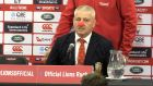 Warren Gatland enjoys a red letter day at Eden Park