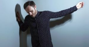 James Vincent McMorrow: 'I only have an hour and a half so I don't want to bore you with my shiteing on'