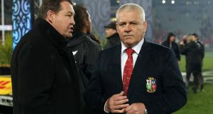 Warren Gatland open to coaching Lions on South Africa tour