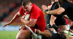 Tadhg Furlong's solid form hits right note with Lions fans