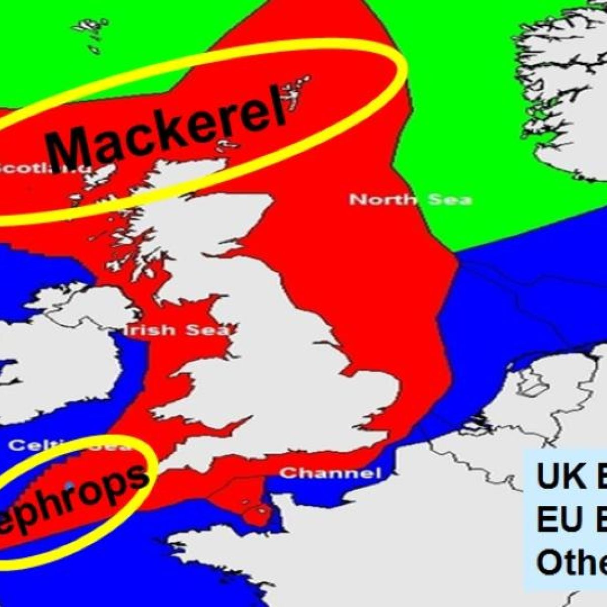Map Of Uk 12 Mile Limit.British Reversal On Fisheries Puts Ireland In Deep Water