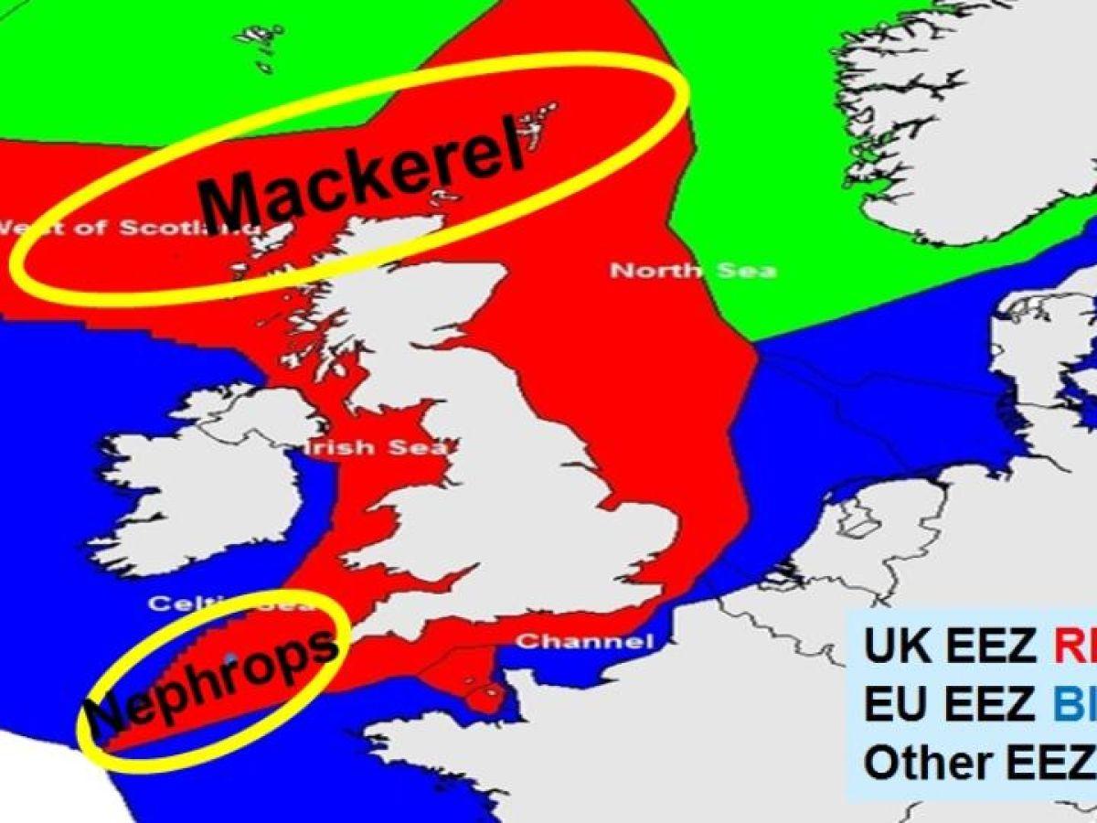 British Reversal On Fisheries Puts Ireland In Deep Water