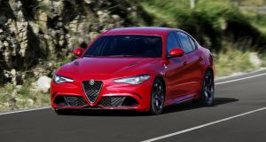 The Quadrifoglio is a wonderful icon for the Alfa-Romeo brand, encapsulating its legendary DNA