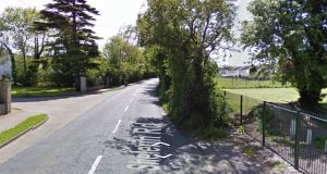 Christopher McDonald had pleaded not guilty to the murder of Keith Walker (36), at the Blanchardstown Pigeon Racing Club car park on Shelerin Road (general view above), Clonsilla, on June 12th, 2015. File photograph: Google Street View