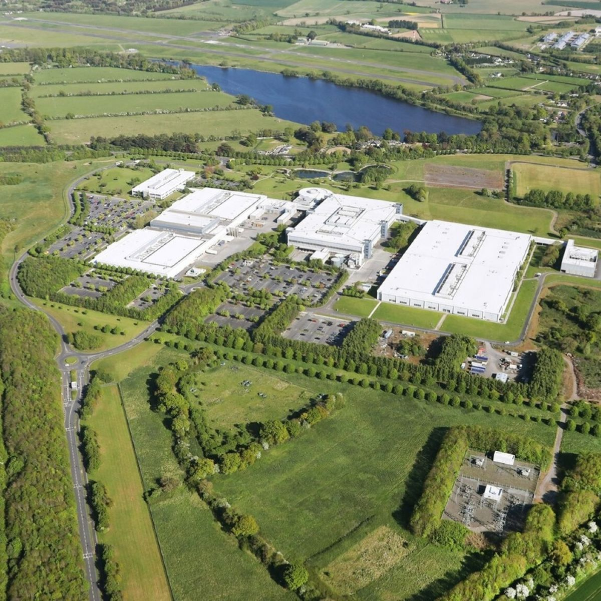 How Intel turned Leixlip into Silicon Liffey Valley