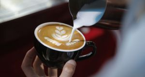 Coffee could have life-prolonging benefits, according to two studies. Photograph: Wu Hong/EPA