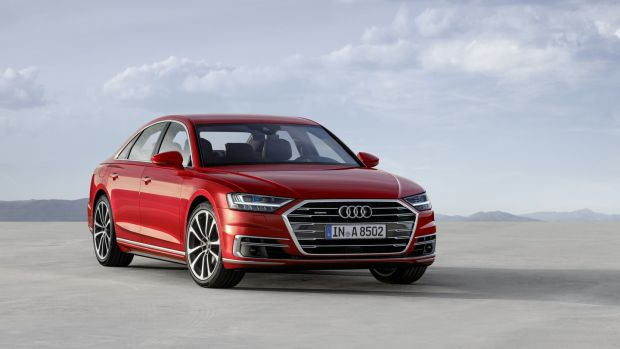Audis Selfdriving A Drivers Can Watch YouTube Or Check Emails At - Audi self driving car