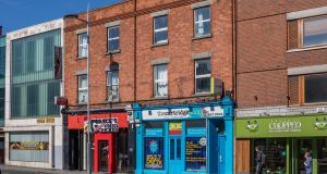 107 and 109 Lower Rathmines Road: Rent on the two retail units and four overhead apartments will show an annual yield of 8.5%.