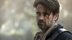 Colin Farrell in The Beguiled. Photograph: Ben Rothstein/Focus Features