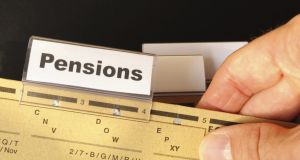 Pension coverage, particularly in the private sector, is low