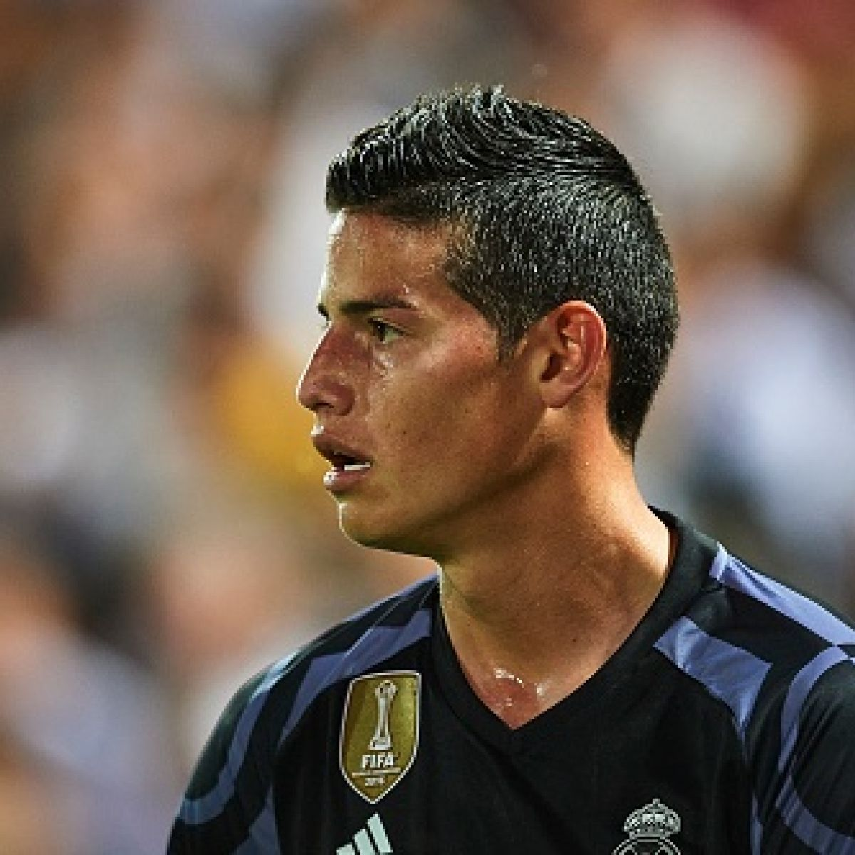 James Rodriguez Joins Bayern Munich In A Two Year Loan Deal